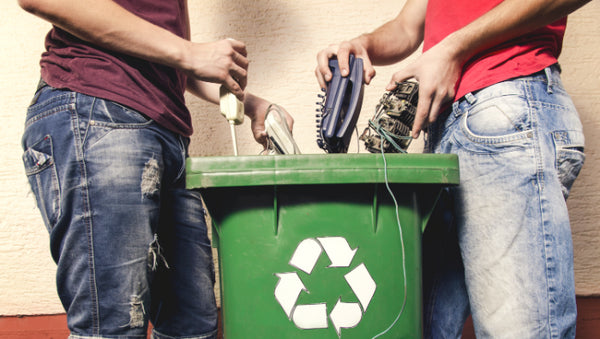 Recycling basics for home