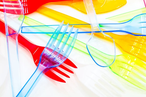 are plastic utensils recyclable