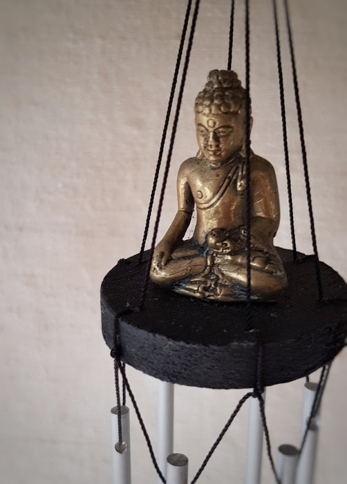 Bronze Buddha Wind Chime