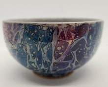 Load image into Gallery viewer, KYS Dark blue/purple/grey rounded bowl