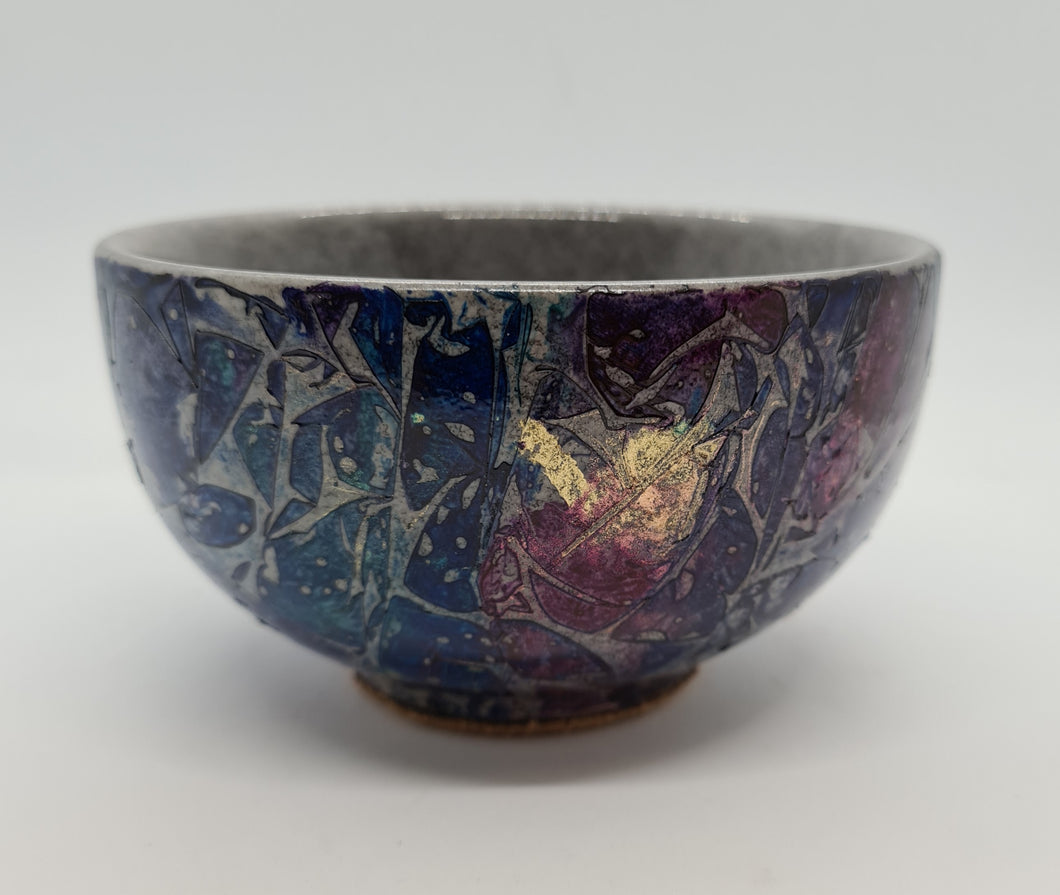 KYS Dark blue/grey rounded bowl
