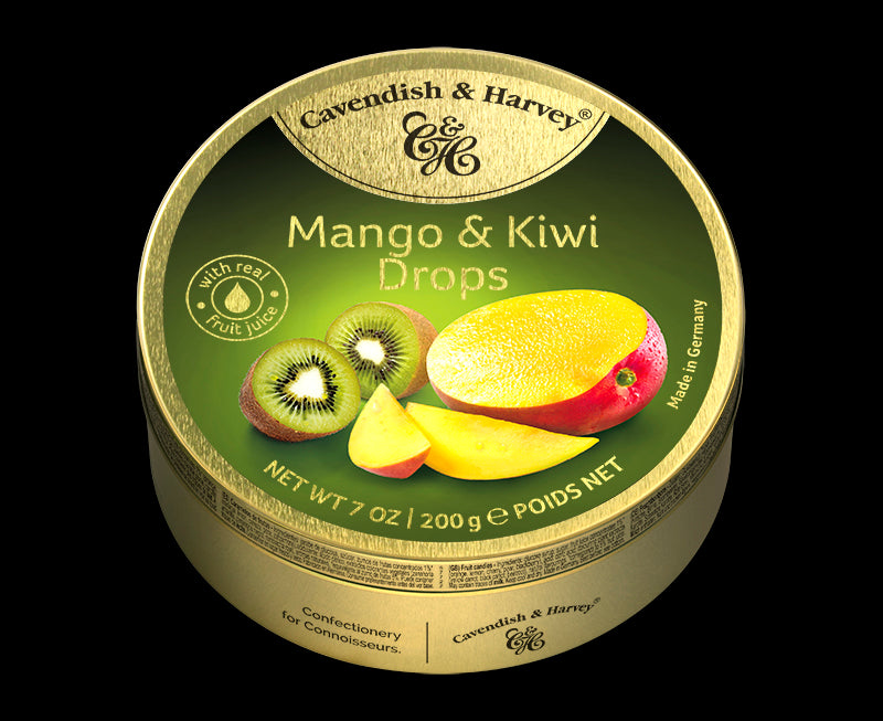 Cavendish & Harvey Mango & Kiwi Drops