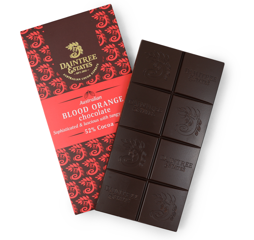 Daintree Estates Blood Orange Dark Chocolate