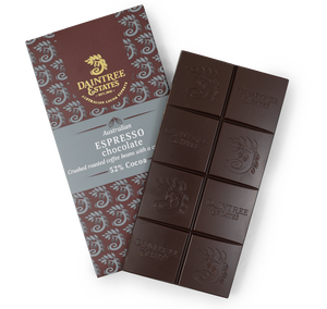 Daintree Estates Espresso Dark Milk Chocolate
