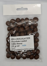 Load image into Gallery viewer, GDS Milk Chocolate Coated Coffee Beans