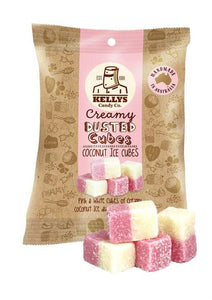 Kellys Candy Co. Coconut Ice Cubes