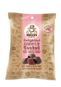 Kellys Candy Co. Milk Chocolate Coated Turkish Delight