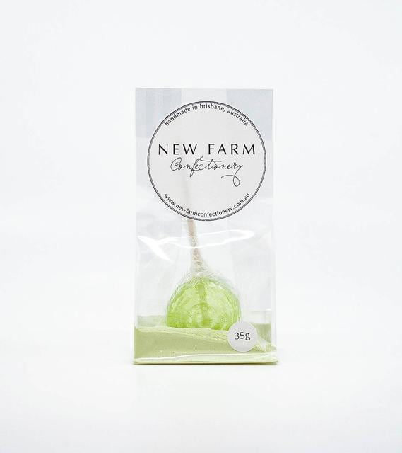 New Farm Confectionery Melon and Kiwi Sherbet