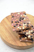 Load image into Gallery viewer, New Farm Confectionery Bark Pearl Milk Chocolate