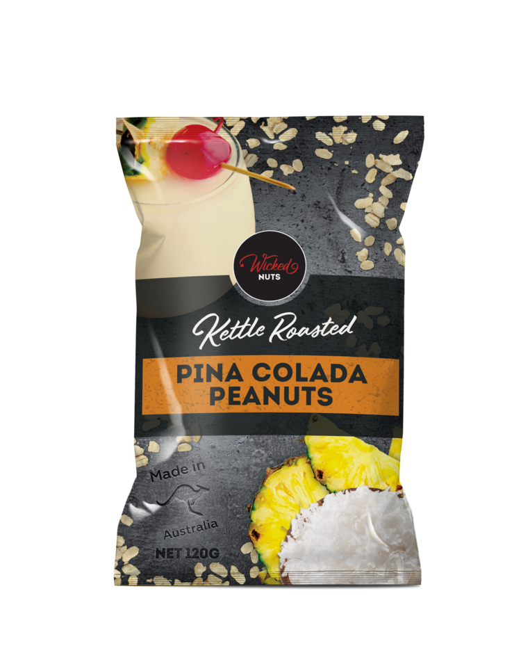Wicked Nuts Pina Colada Peanuts
