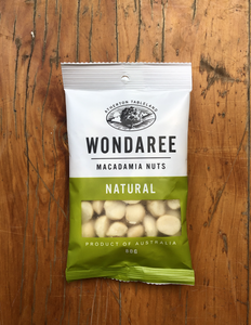 Wondaree Natural Macadamias