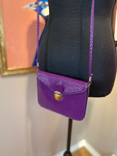 Load image into Gallery viewer, Purple Reign Handbag
