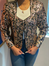 Load image into Gallery viewer, Brocade Printed Blazer