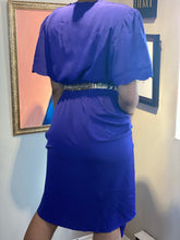 Load image into Gallery viewer, Jewel Toned Plum Dress