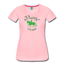 Load image into Gallery viewer, Women's Dancing in the Sandbox T-Shirt - pink