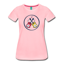 Load image into Gallery viewer, Women's Dueling Dobros T-Shirt - pink