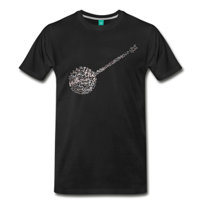 Men's In The Jailhouse Now T-Shirt - black