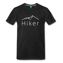 Load image into Gallery viewer, Men's Hiker T-Shirt - black