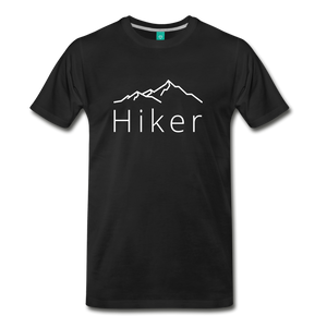 Men's Hiker T-Shirt - black