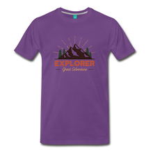 Load image into Gallery viewer, Men's Explorer - purple