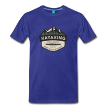 Load image into Gallery viewer, Men's Kayaking T-Shirt - royal blue