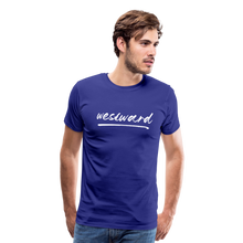Load image into Gallery viewer, Men's Westward T-Shirt - royal blue