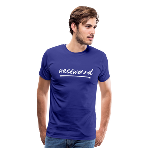 Men's Westward T-Shirt - royal blue