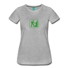 Load image into Gallery viewer, Women's Climb Icon T-Shirt - heather gray