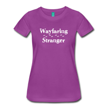 Load image into Gallery viewer, Women's Wayfaring Stranger T-Shirt - light purple