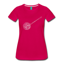 Load image into Gallery viewer, Women's Cripple Creek T-Shirt - dark pink