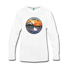 Load image into Gallery viewer, Men's Camp Day Long Sleeve Shirt - white