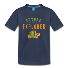 Load image into Gallery viewer, Kids' Future Explorer T-Shirt - navy
