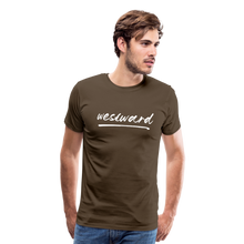 Load image into Gallery viewer, Men's Westward T-Shirt - noble brown
