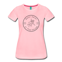 Load image into Gallery viewer, Women's Best Seat in the House T-Shirt - pink