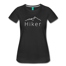 Load image into Gallery viewer, Women's Hiker T-Shirt - black