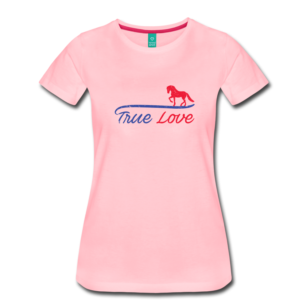 Women's True Love T-Shirt - pink