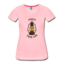 Load image into Gallery viewer, Women's Lantern T-Shirt - pink