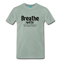 Load image into Gallery viewer, Men's Breathe T-Shirt - steel green