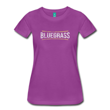 Load image into Gallery viewer, Women's Bluegrass T-Shirt - light purple