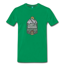 Load image into Gallery viewer, Men's Lost T-Shirt - kelly green