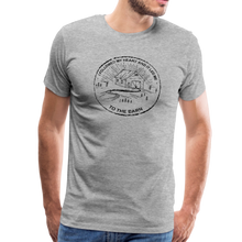 Load image into Gallery viewer, Men's Followed My Heart (distressed) T-Shirt - heather gray