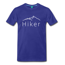 Load image into Gallery viewer, Men's Hiker T-Shirt - royal blue