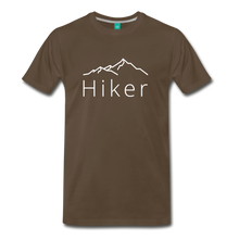 Load image into Gallery viewer, Men's Hiker T-Shirt - noble brown