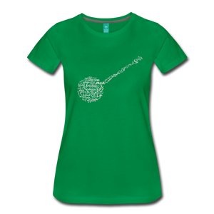 Women's Man of Constant Sorrow T-Shirt - kelly green
