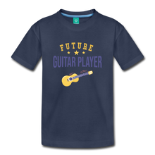 Load image into Gallery viewer, Toddler Guitar Player T-Shirt - navy