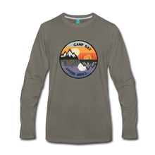 Load image into Gallery viewer, Men's Camp Day Long Sleeve Shirt - asphalt