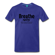 Load image into Gallery viewer, Men's Breathe T-Shirt - royal blue