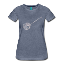 Load image into Gallery viewer, Women's Cripple Creek T-Shirt - heather blue