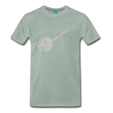 Load image into Gallery viewer, Men's In The Jailhouse Now T-Shirt - steel green