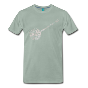 Men's In The Jailhouse Now T-Shirt - steel green